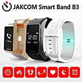 Jakcom B3 Smart Watch Pattinatore di frequenza cardiaca della frequenza cardiaca del braccio del polso 2017, Bianco