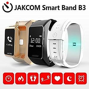 Jakcom B3 Smart Watch Wrist Band Bluetooth Heart Rate Monitor Fitness Activity Tracker 2017