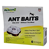 Ant Baits kill most common household ants RESCUE USA