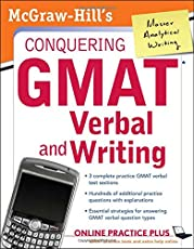 McGraw-Hill's Conquering GMAT Verbal and Writing