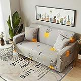LYX1,Sofabezug Sofaüberwurf Stretch Sofa Schonbezug Protektoren Sofabezüge mit Soft Fit Rutschsicher (größe : 235-300cm(92-118inch))