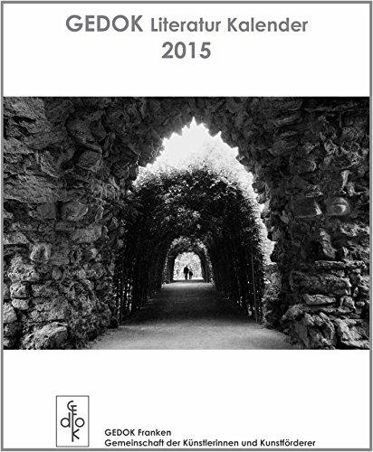 Schwarz auf Weiß: GEDOK Literatur Kalender 2015