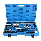 Zerone Auszieher,40 Stücke Common Rail Injector Extractor Diesel Abzieher Set Injection Tool Kit