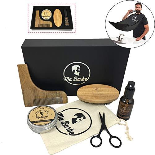 Kit cuidado barba CALIDAD PREMIUM aceite