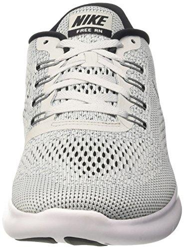 Nike Ladies Free Rn Scarpe Da Corsa Bianco (bianco / Nero-puro Platino 101)