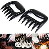 Da.Wa Grillfleisch Claws Bärenpranken Klaue Pulled Pork Shredder Claws - Grillfleisch Handler (2er set)