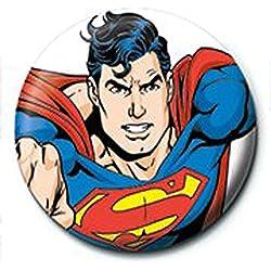 Superman–Flying–Chapa 2,5cm)