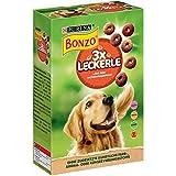 Bonzo 3x Leckerle Hundesnack, 6er Pack (6 x 500 g)