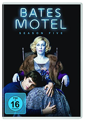 Bates Motel – Season Five [3 DVDs]