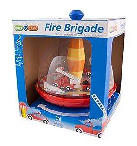 Maro-toys Fire Brigade Top Toy