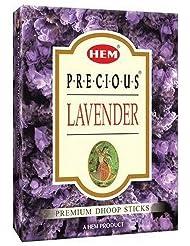 Hem Precious Lavender Dhoop - 75 g