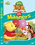 Winnie The Pooh - The Book Of Pooh - Fun With Manners [DVD]
