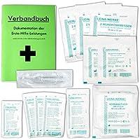Austauschset Sterilteile für Verbandkästen und Erste-Hilfe-Koffer DIN 13157 EN 13 157 für Betriebe incl. steriler... preisvergleich bei billige-tabletten.eu