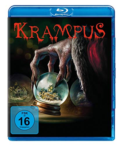 Krampus [Blu-ray] ()