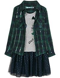 Desigual Mädchen Kleid Vest_accra