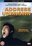 Address Unknown [DVD] [2001]