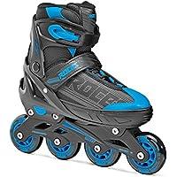 Roces Inline de patines en línea Jokey 1.0, Black de Astro Blue, 30–33, 400810