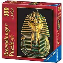 Ravensburger - Arte: La máscara de Tutankhamon, puzzle de 300 piezas (14011 4