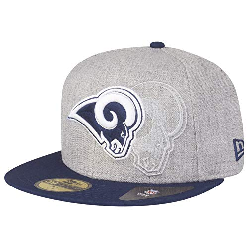 New Era 59Fifty Cap - SCREENING NFL Los Angeles Rams - 7 1/4 (Rams Bekleidung)