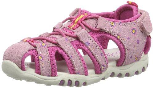 Prinzessin Lillifee 430516 Mädchen Sandalen Pink (Rosa)