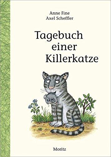 Buchseite und Rezensionen zu 'Tagebuch einer Killerkatze' von Anne Fine