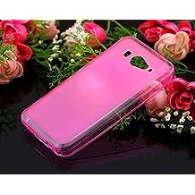Prevoa ® 丨Funda protectora de silicona para XiaoMi Mi 2 Mi2 M2 2S Mi2S cover case --- Rosa