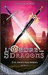 L'Ordre des 5 dragons, tome 3 : Les yeux pourpres par Dumais