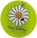 Cake Company Zuckeraufleger Geburtstagsblume 10 cm 3er Pack (3 x 10 g)