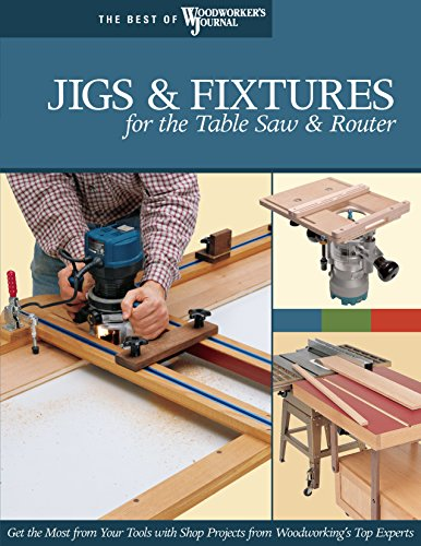 Jigs & Fixtures for the Table Saw & Router: Get the
