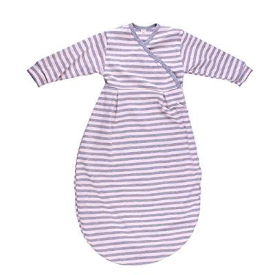 iobio - Saco de dormir para bebé (algodón ecológico), color rojo