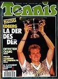 Telecharger Livres TENNIS MAGAZINE No 166 du 01 01 1990 MASTERS EDBERG CHANG CALENDRIERS DES TOURNOIS LE CLASSEMENT FRANCAIS (PDF,EPUB,MOBI) gratuits en Francaise