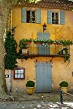 Brian Jannsen / DanitaDelimont – Home in Cucuron Provence France Photo Print (47,42 x 71,12 cm)