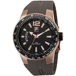 Fila Men's Quartz Watch Urban FA0930-62 with Leather Strap