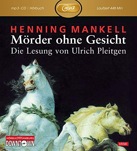 : MP3: 1 CD (Ein Kurt-Wallander-Krimi, Band 2) ()