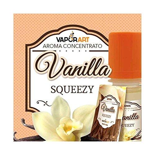 Squeezy VANILLA aroma concentrato 10ml