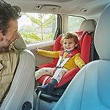 Maxi-Cosi Tobi, Kindersitz mit 5 komfortablen Sitz- und Ruhepositionen, Gruppe 1 Autositz (9-18 kg), nutzbar ab 9 Monate bis 4 Jahre, Black Grid