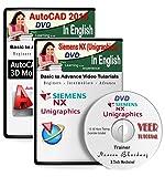 AutoCAD 2016 + Unigraphics (Siemens NX) ...
