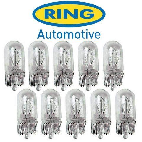 Bague R501 sans capuchon côté et ampoule queue, 12 V