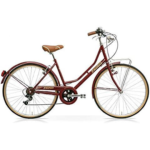 Taurus Toledo Bicicletta Vintage Donna - Forcella Guardia