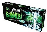 Fresh Bomb Menthol Click Hülsen mit Aromakapsel 5 Boxen (500 Hülsen)