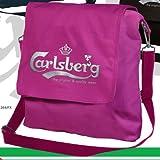 accademia 120354 borsa tracolla carlsberg fuxia