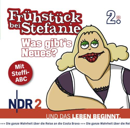 Preisvergleich Produktbild Frühstück Bei Stefanie 2: Was gibt's neues - NDR2 (Limitierte Sonderauflage)