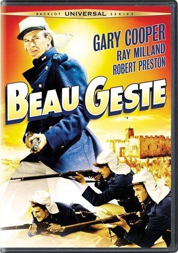 Beau Geste (Universal Backlot Series) by Gary Cooper
