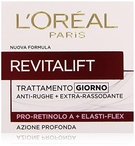 L'Oréal Paris Revitalift Crema Viso Anti-Rughe Giorno, 50 ml