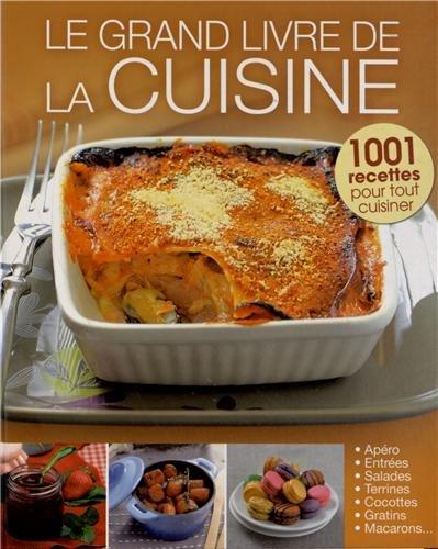 Le grand livre de la cuisine