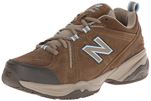 New Frauen Trainer Balance (New Balance - - Frauen-608v4 Schuhe, EUR: 38 EUR - Width B, Brown)