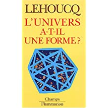 L'univers a-t-il une forme ?