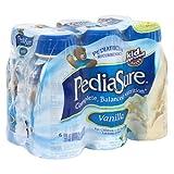 PediaSure Bottles - Vanilla with Fiber -...