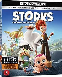 Cigognes et compagnie [4K Ultra HD + Blu-ray + Digital HD]
