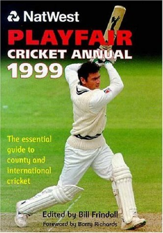 NatWest Playfair Cricket Annual 1999 por Bill Frindall